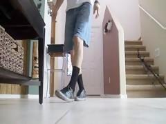 Mamacita follando con perro