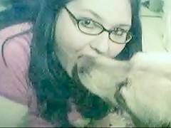 Postura zoo de hombre con perro